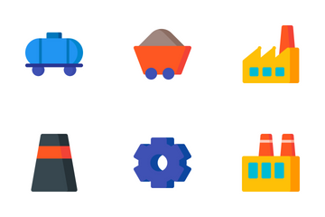 Industry Icon Pack