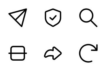 Ink Basic Icon Pack