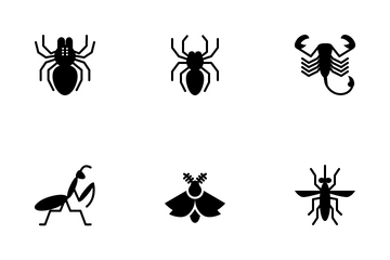 Insect Icon Pack