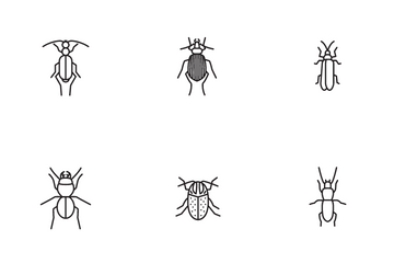 Insect Vol 1 Icon Pack