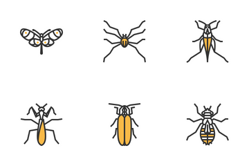 Insect Vol 2 Icon Pack