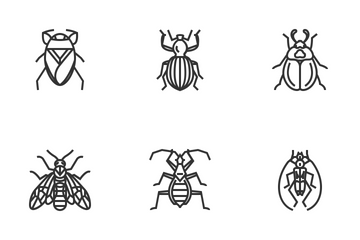Insect Vol 3 Icon Pack
