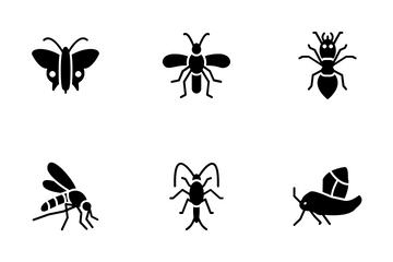 Insects Icon Pack