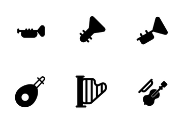 Instrument Icon Pack