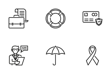 Insurance Icon Pack