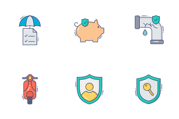 Insurance Vol 1 Icon Pack