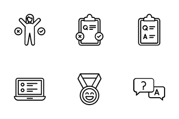 Interaction Icon Pack