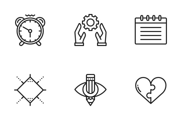 Interaction & Interface Icon Pack