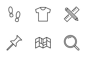 Interface Elements Icon Pack