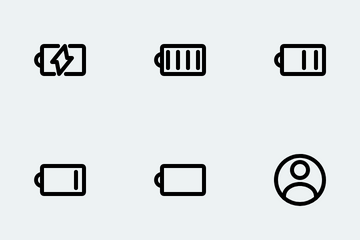 Interface Essential Icon Pack