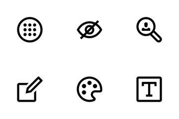 Interface Vol 1 Icon Pack