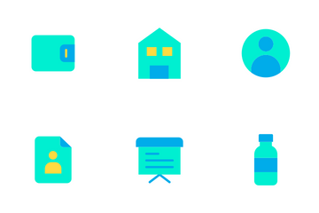 Interface Vol - 3 Icon Pack