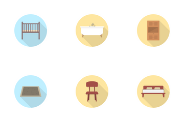 Interior And Furniture Icon Icon Pack