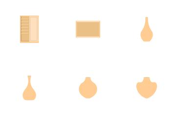 Interior Elements Icon Pack