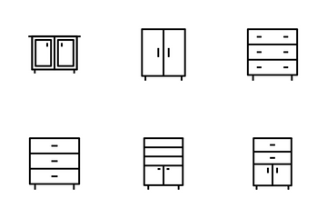 Interior & Furniture Icon Pack