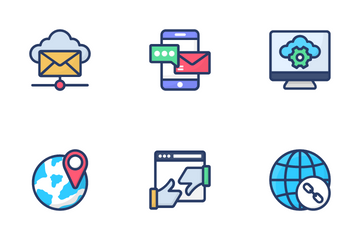 Internet Marketing Icon Pack