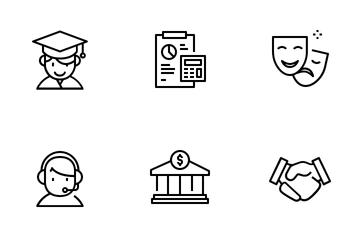 Internet Random Icon Pack