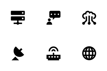 Internet Vol 1 Icon Pack