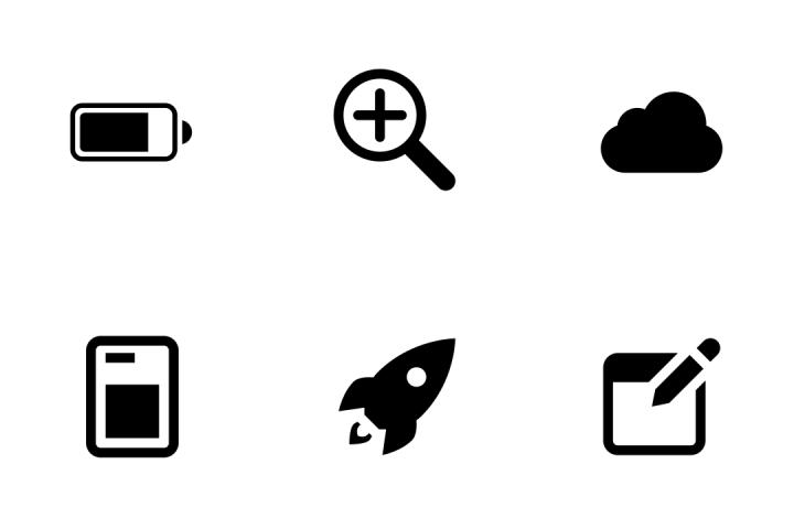 1,944 Popular Free Icons