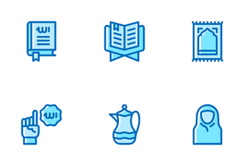 Islam And Ramadhan Icon Pack