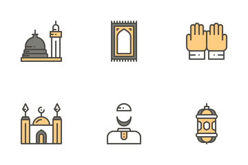 Islamic Icon Pack