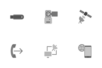 IT And Communication  Icon Pack
