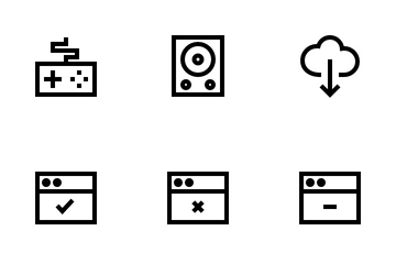 IT And Computer Icon Pack