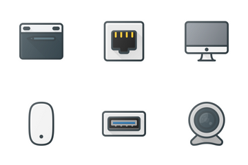 IT & Components Icon Pack