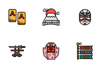 January Japan Icon Pack