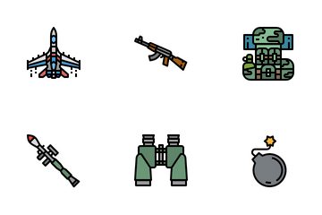 January Military Icon Pack