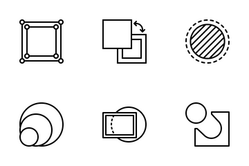 Jellycons - Outline - Design Vol.1 Icon Pack