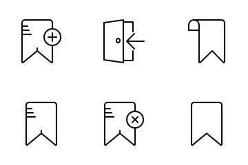 Jellycons - Outline - Essentials Vol.2 Icon Pack