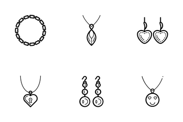 Jewelry Vector Icons 2 Icon Pack