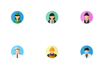 Job Avatar Icon Pack