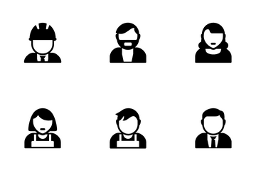 Job & Occupation Icon Pack