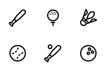 Jumpicon - Sport (Line) Icon Pack