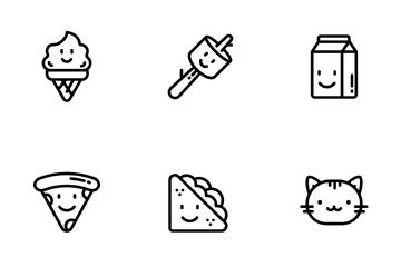 Kawaii Icon Pack