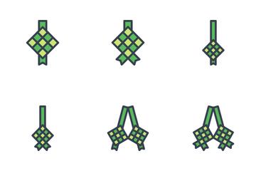Ketupat Icon Pack
