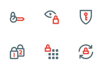 Keys And Locks Icon Pack