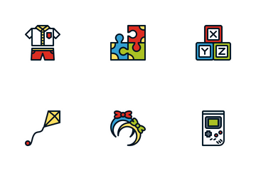 Kids Icon Pack