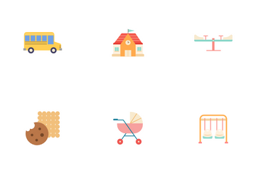 Kindergarten Icon Pack