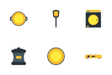 Kitchen 1 Icon Pack