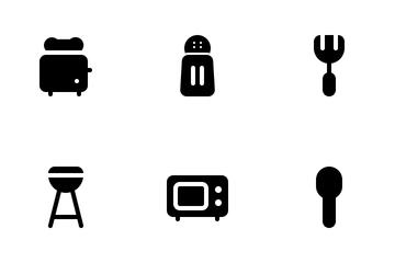 Kitchen Icon Pack