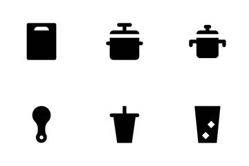 Kitchen Utilities  Icon Pack