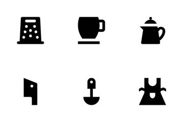 Kitchen Utilities Vol 4 Icon Pack