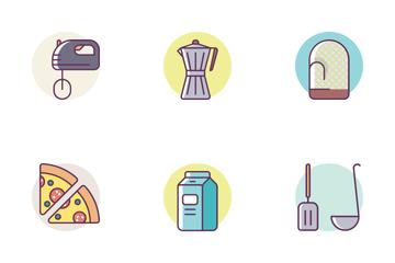 Kitchen Vol 2 Icon Pack