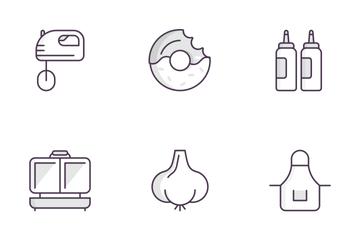 Kitchen Vol 6 Icon Pack