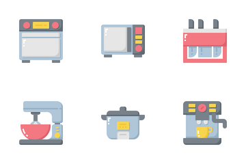 Kitchenware Icon Pack