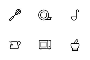 Kitchenware Icon Pack