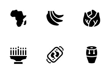 Kwanzaa Icon Pack